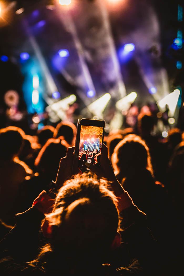 Jak robić zdjęcia na koncercie