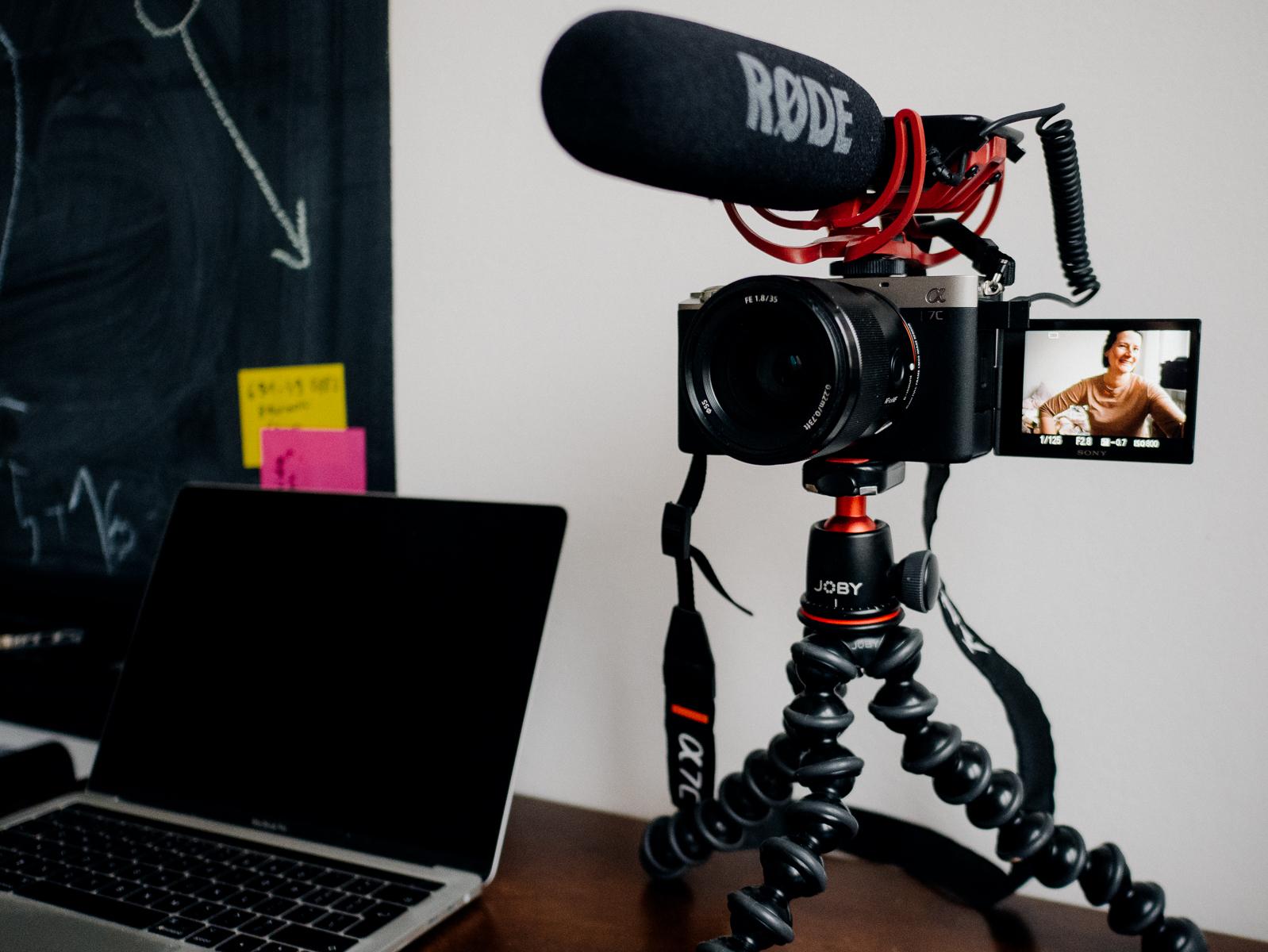 sony A7C opinie zestaw dla youtubera